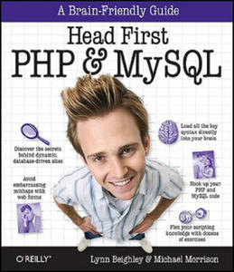 Head First PHP and MySQL - 2826712315