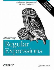 Mastering Regular Expressions - 2826914155