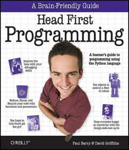 Head First Programming - 2869350949