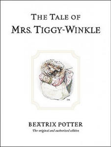 Tale of Mrs. Tiggy-Winkle - 2826678959