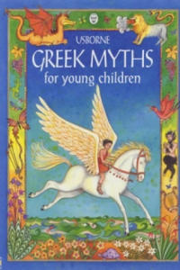 Greek Myths for Young Children - 2847390536