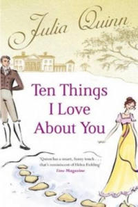 Ten Things I Love About You - 2843905700