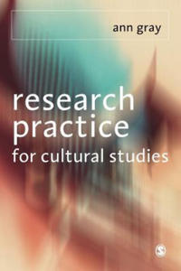 Research Practice for Cultural Studies - 2837121097