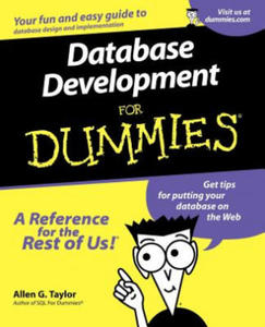 Database Development for Dummies - 2826855139