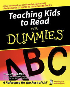 Teaching Kids to Read for Dummies - 2869716835