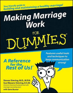 Making Marriage Work for Dummies - 2835281310