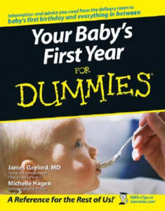Your Baby's First Year for Dummies - 2854265754