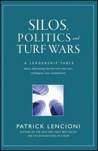 Silos, Politics and Turf Wars - 2826885156