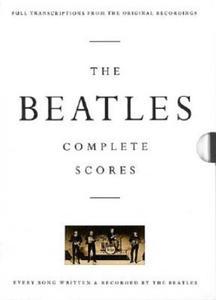 Beatles Complete Score - 2826821733