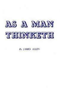 As a Man Thinketh - 2826698731
