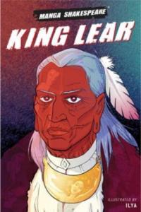 Manga Shakespeare King Lear - 2849849381