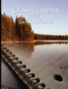 Class Lessons with Joel Goldsmith - 2869329467
