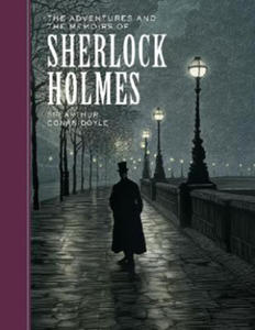 Adventures of and the Memoirs of Sherlock Holmes - 2826650566