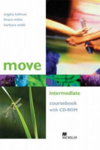 Move Intermediate Coursebook with CD-ROM - 2841665573