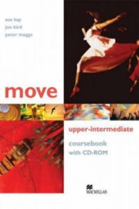 Move Coursebook Upper Intermediate With CD Rom - 2854266742