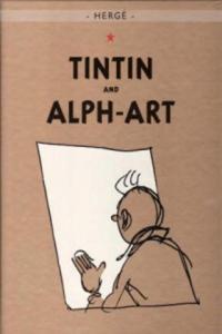 Tintin and Alph-Art - 2826646413