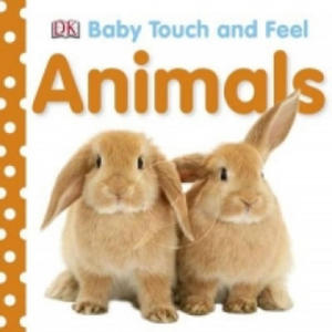 Baby Touch and Feel Animals - 2868372009