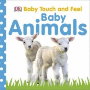 Touch and Feel Baby Animals - 2826706599
