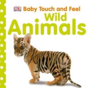 Baby Touch and Feel Wild Animals - 2854226430