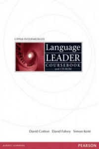 Language Leader Upper Intermediate Coursebook and CD-Rom Pac - 2826773794