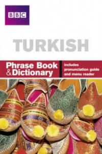 Turkish Phrase Book and Dictionary - 2854219396