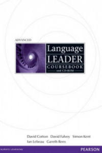 Language Leader Advanced Coursebook and CD Rom Pack - 2826698701
