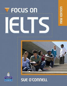 Focus on IELTS New Edition Coursebook/iTest CD-Rom Pack - 2826654083