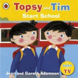Topsy and Tim: Start School - 2826958210