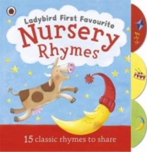 Ladybird First Favourite Nursery Rhymes - 2835036383