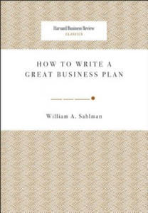 How to Write a Great Business Plan - 2826651895