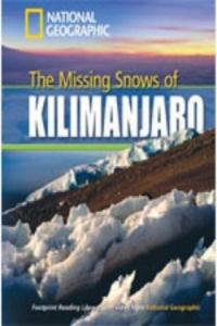Missing Snows of Kilimanjaro - 2850432065