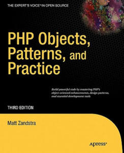 PHP Objects, Patterns and Practice - 2826798911