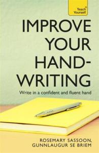 Teach Yourself Improve Your Handwriting - 2837114434