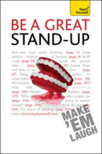 Be a Great Stand-up - 2854238221