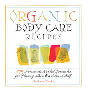 Organic Body Care Recipes - 2826684715