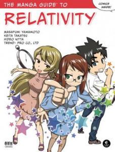 Manga Guide to Relativity - 2826742377
