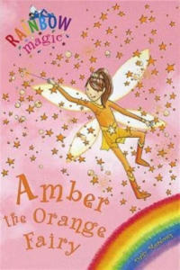 Amber the Orange Fairy - 2826660589