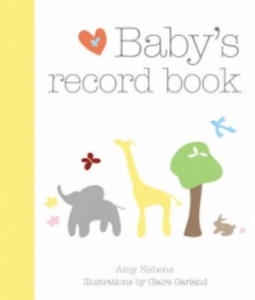 Baby's Record Book - 2869557464