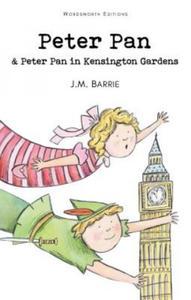 Peter Pan & Peter Pan in Kensington Gardens - 2826621108
