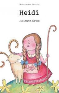 Johanna Spyri - Heidi - 2826719981