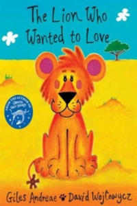 Lion Who Wanted to Love - 2854241327