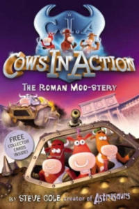Cows in Action 3: The Roman Moo-stery - 2826993952