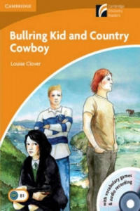 Bullring Kid and Country Cowboy Level 4 Intermediate Book with CD-ROM and Audio CD Pack (2) - 2826634436