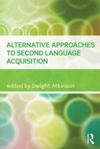 Alternative Approaches to Second Language Acquisition - 2854250305