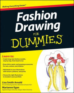 Fashion Drawing For Dummies - 2826656413