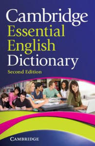 Cambridge Essential English Dictionary - 2826626039