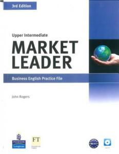 Market Leader 3rd Edition Upper Intermediate Practice File & Practice File CD Pack - 2854186915