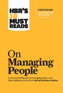 HBR's 10 Must Reads on Managing People - 2826822427