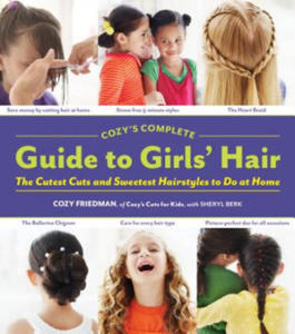 Cozy's Complete Guide to Girls' Hair - 2826939658