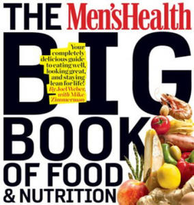 Men's Health Big Book of Nutrition - 2854186020